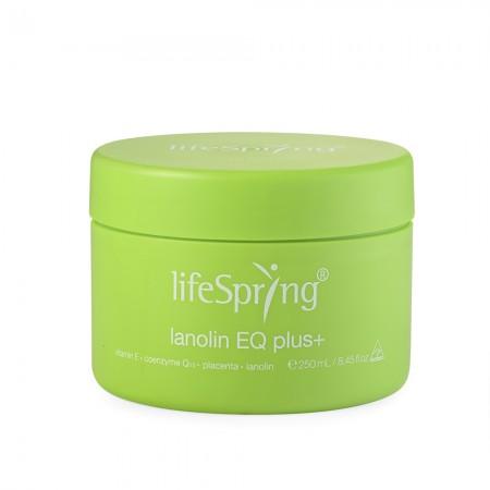 LifeSpring Lanolin EQ Plus+ Cream 250ml