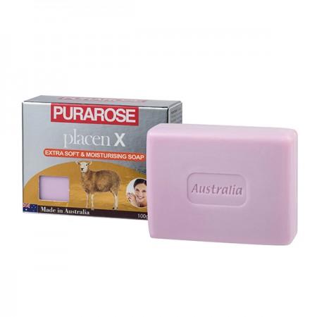 Purarose Placen X Extra Soft & Moisturising Soap