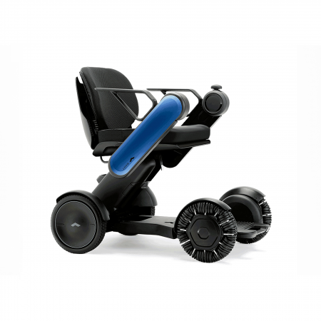 WHILL Model C Intelligent Personal Mobility Device - Blue Colour