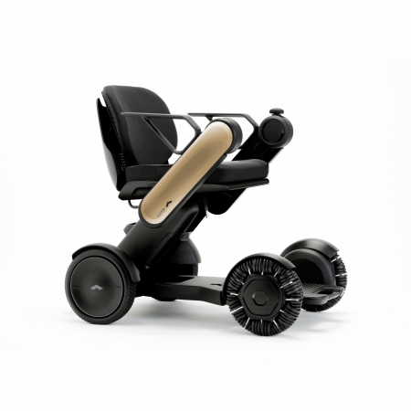WHILL Model C Intelligent Personal Mobility Device - Gold Colour