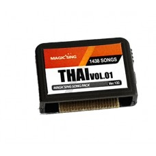 Magic Sing Thailand Song Chip 1438 songs
