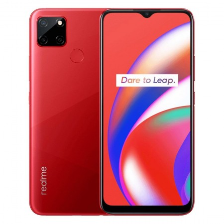 realme C12 (Coral Red Outright Unlocked)